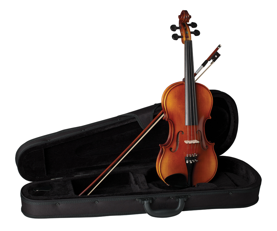 BECKER VIOLIN O/F STN BR 3/4  Outfit /  Kit
