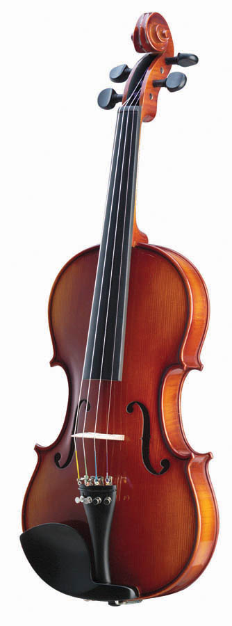 BECKER SOLOIST VIOLIN O/F 4/4 Outfit /  Kit