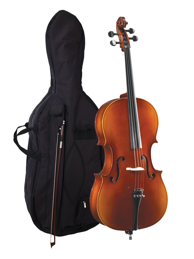 (ea)BECKER CELLO O/F 1/2