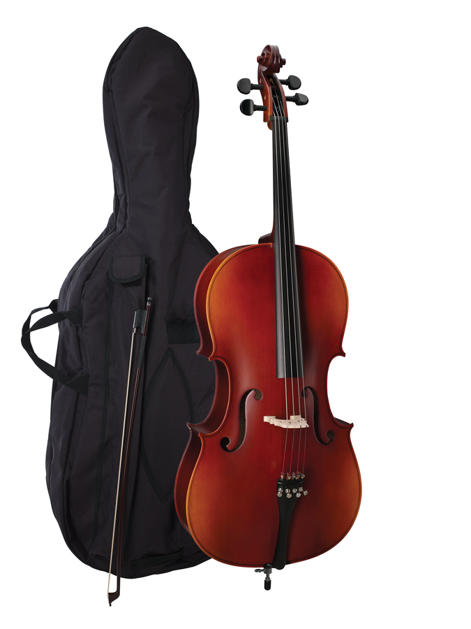 BECKER CELLO O/F STN BR 1/2