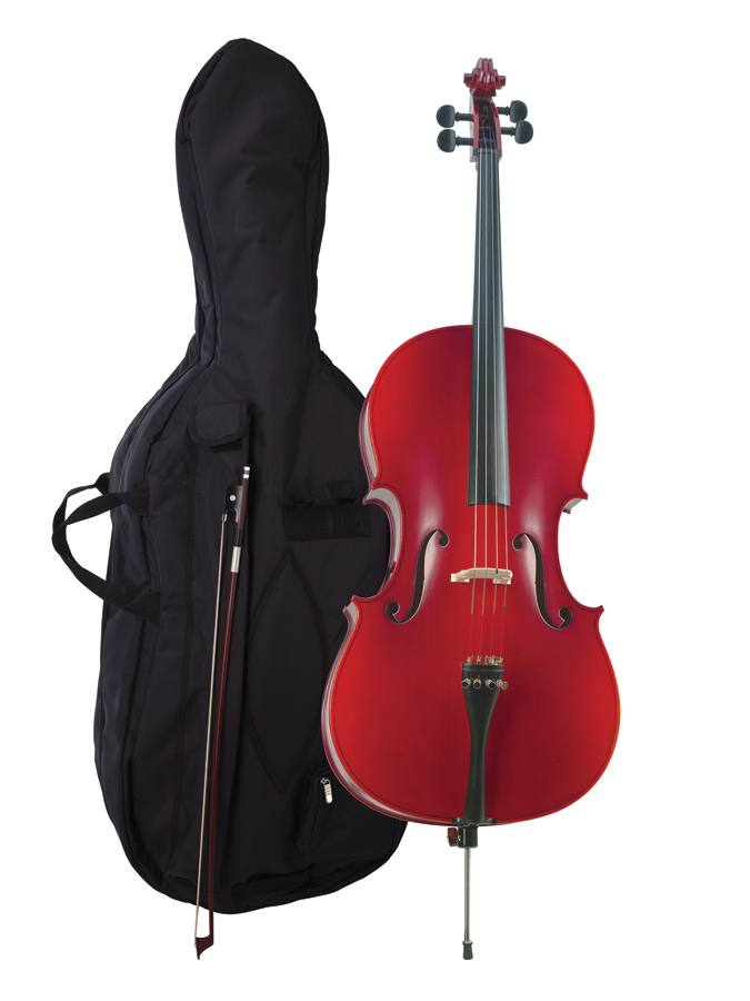 BECKER PRELUDE CELLO O/F 1/2