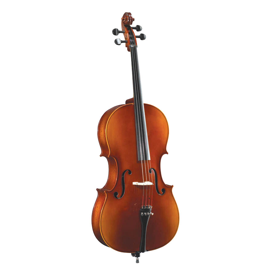 BECKER SOLID TOP CELLO O/F 4/4Outfit /  Kit