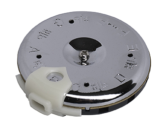 BECKER CHROMATC PITCH PIPE F-F