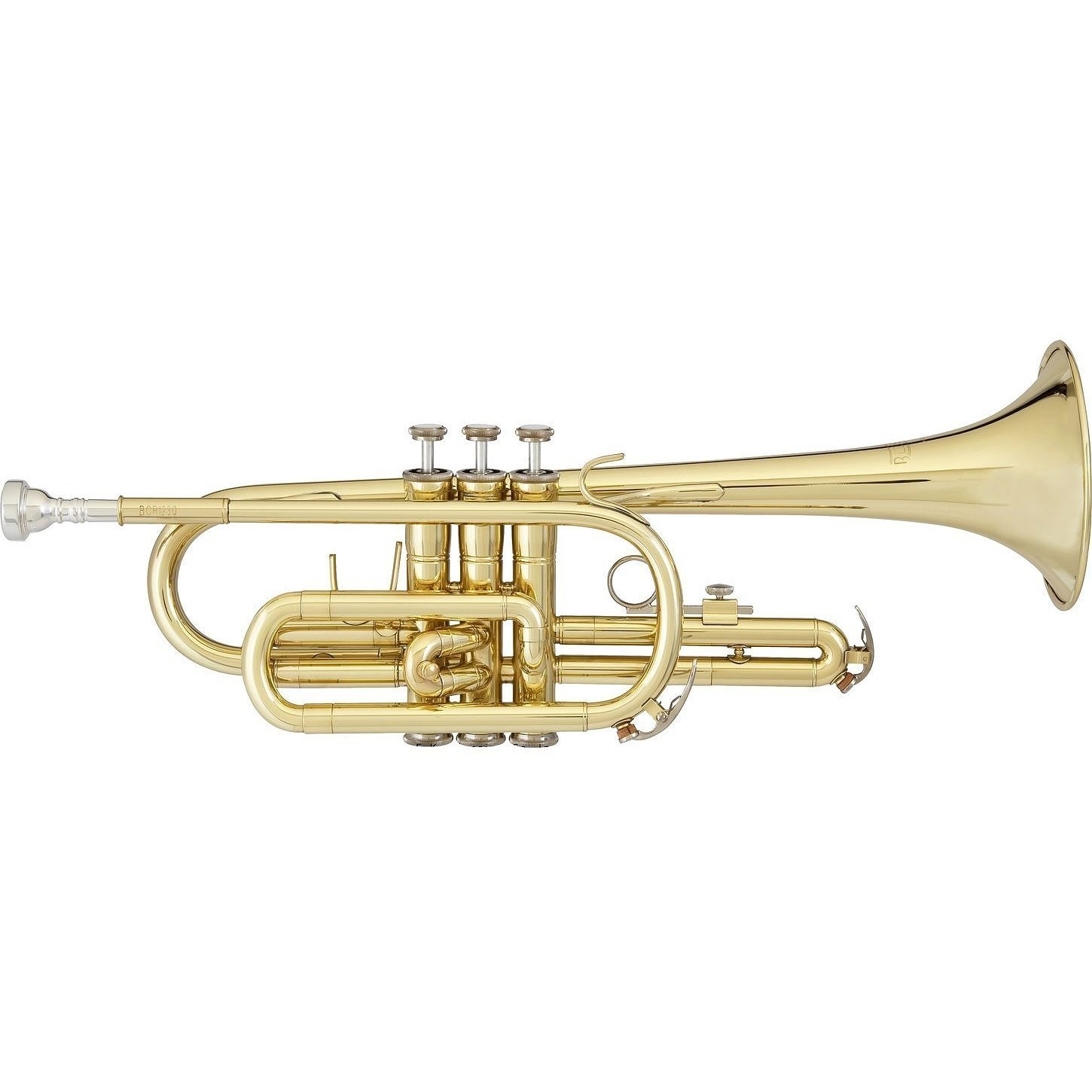 (ea)BLESSING CORNET WITH CASE