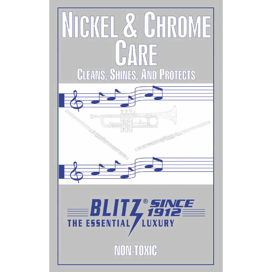 (ea)BLITZ NICKEL/CHROME CARE