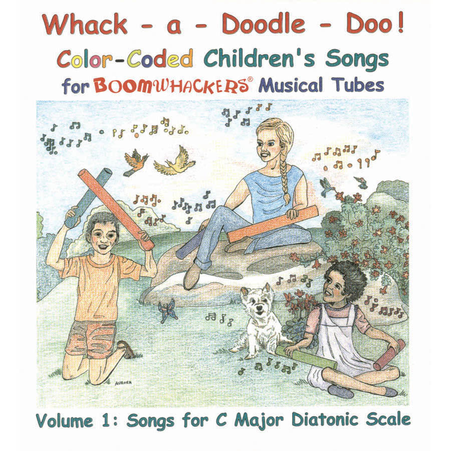 WHACK-A DOODLE-DOO SONGBOOK