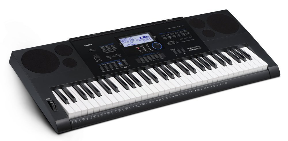 61 note keyboard  backlit lcd scre