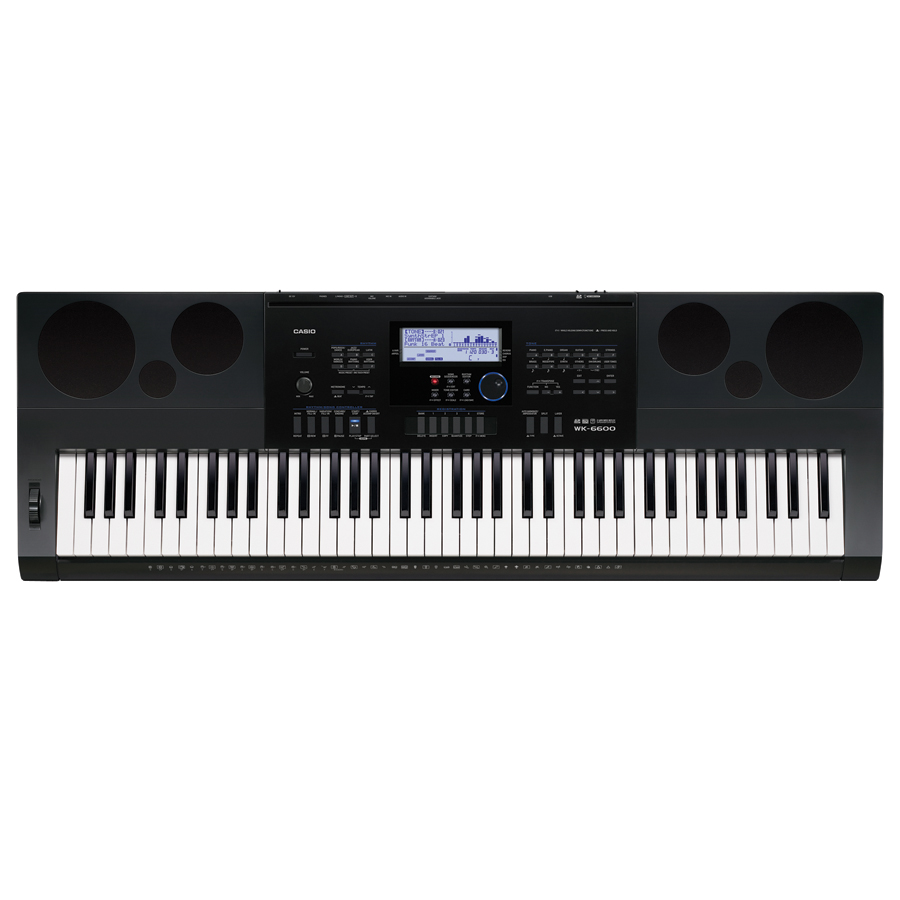 76 NOTE KEYBOARD              BACKLIT LCD SCRE