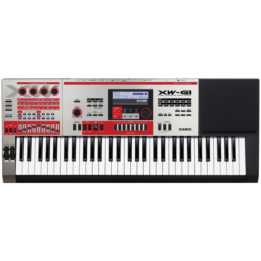 (ea)CASIO XW 61KEY KEYBOARD