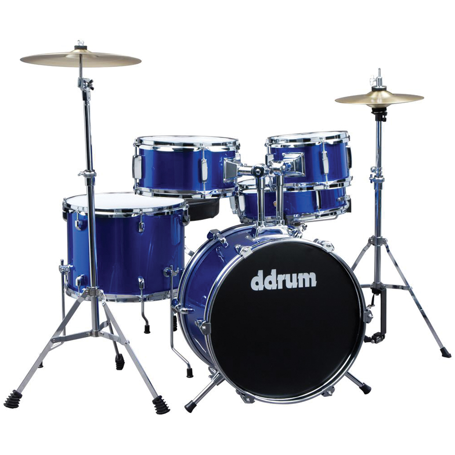 DDRUM JR 5PC DRUMSET BLUE