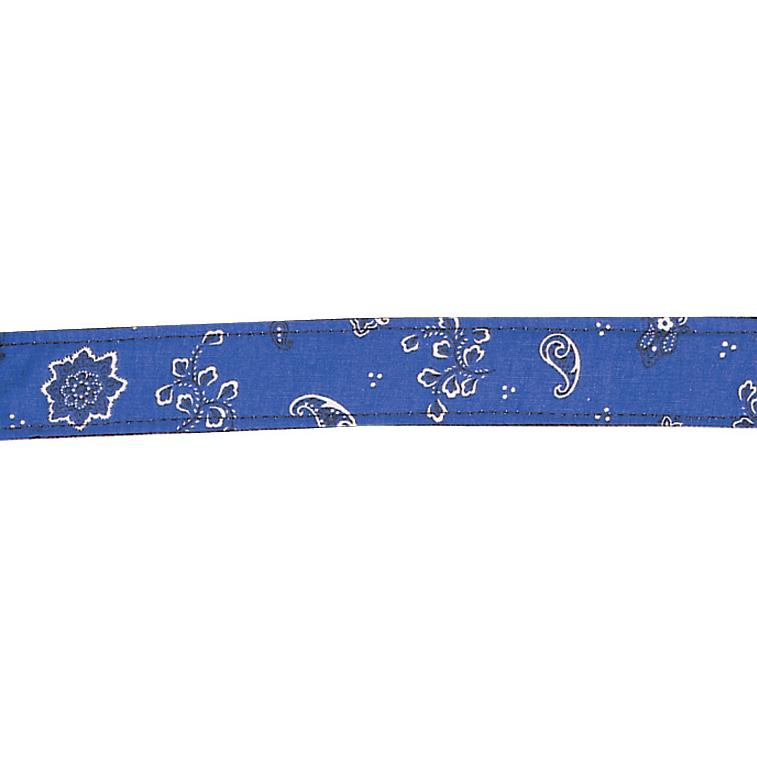(ea)BLUE BANDANA GTR STRAP
