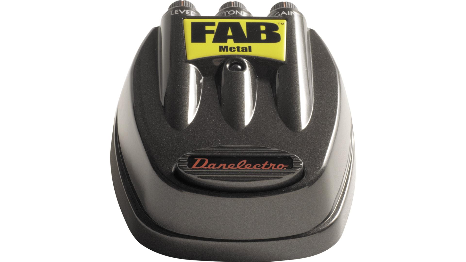 FAB 3 D3 METAL PEDAL