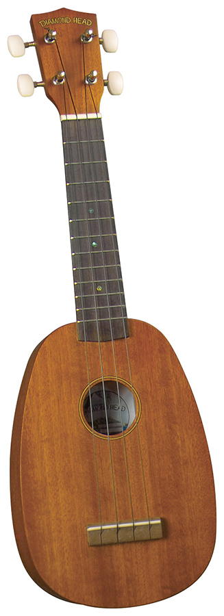 DIAMONDHEAD UKULELE PINEAPPLE