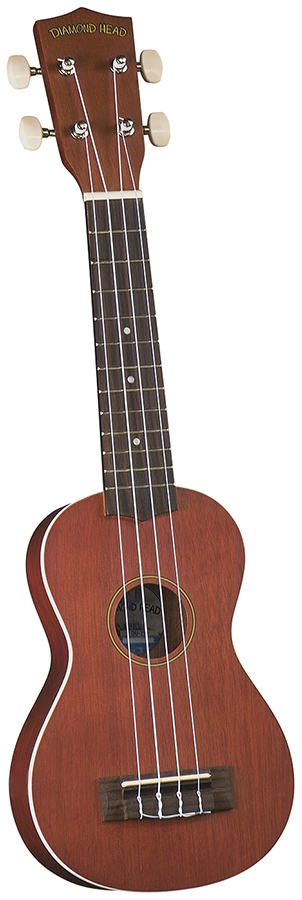 DIAMOND HEAD SOPRANO UKULELE   DIAMOND HEAD SOPRANO UKULELE