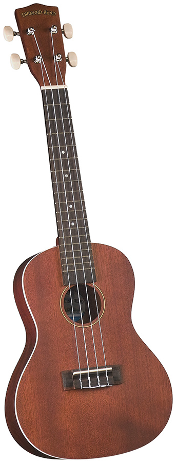 DIAMOND HEAD CONCERT UKULELE  DIAMOND HEAD CONCERT UKULELE