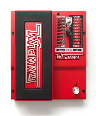 Bass Whammy pedal             Bass Whammy pedal