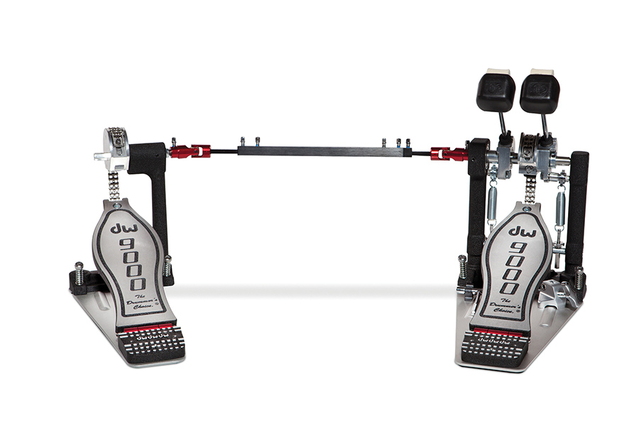 (ea)DW 9000 DOUBLE PEDAL W/BAG