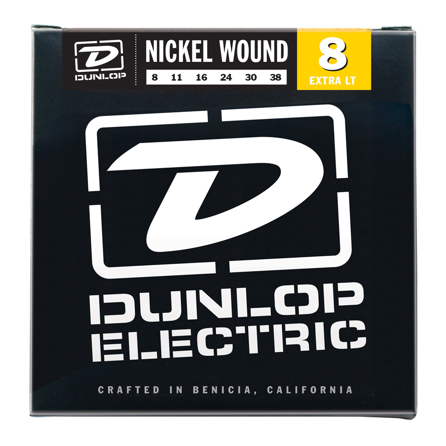 Dunlop Elec. Nickel  X-Light