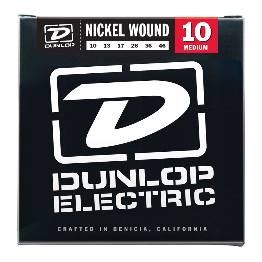 Dunlop Elec. Nickel  Medium