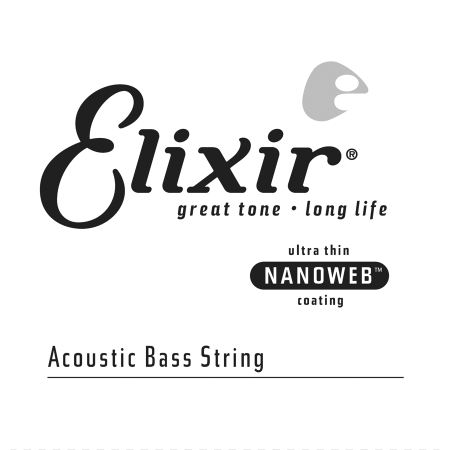 ELIX 045 ACOUBASS NW          Single String