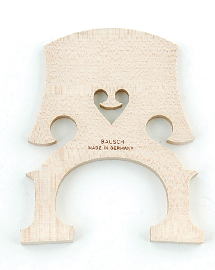 (ea)4/4 BAUSCH CELLO BRIDGE