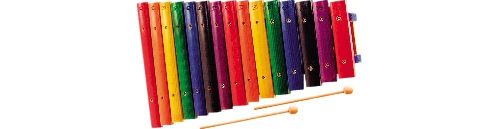 1ST NOTE XYLOPHONE WD 15 NOTE