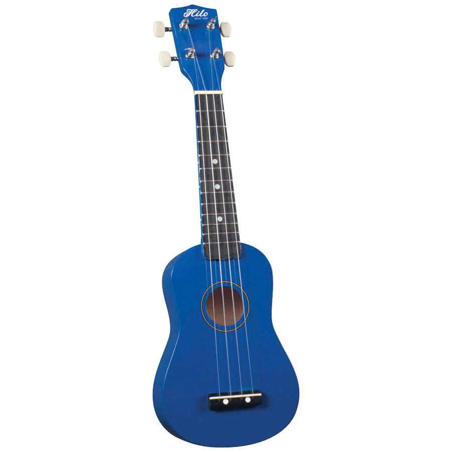 (ea)HILO SOPRANO UKE - BLUE