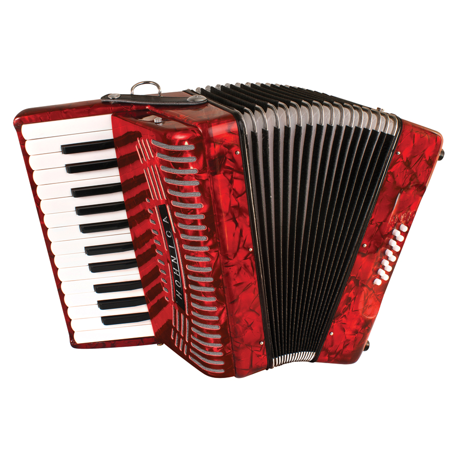 (ea)HOHNER 12-BASS ACCORDION