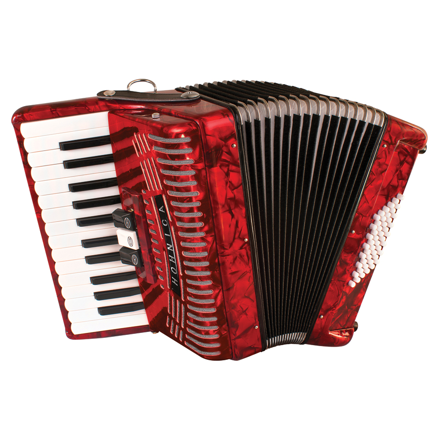 (ea)HOHNER 48-BASS ACCORDION