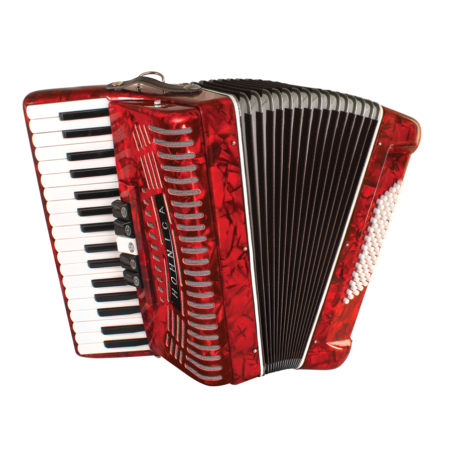 (ea)HOHNER 72-BASS ACCORDION
