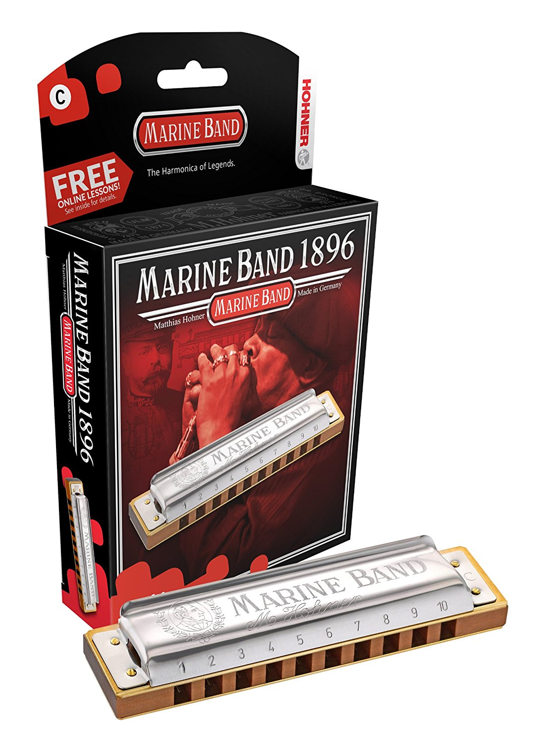(ea)MARINE BAND MINOR F