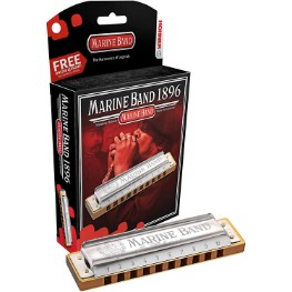 Harmonica Mar. Band BP  B
