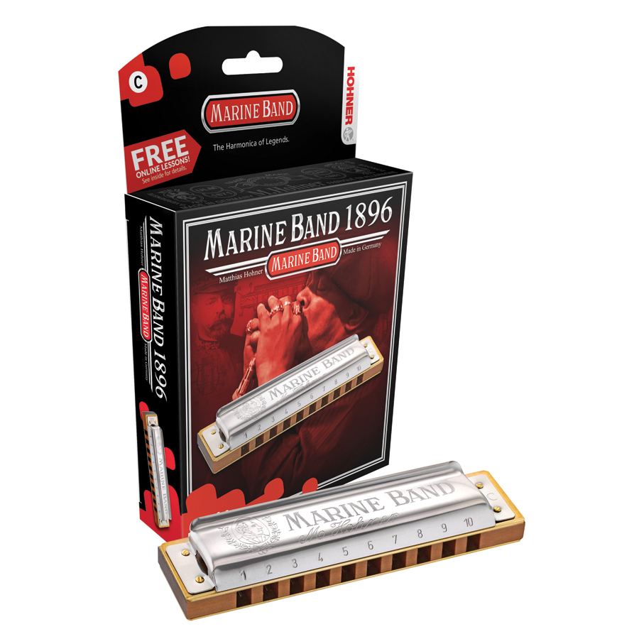 Harmonica Mar. Band BP  E