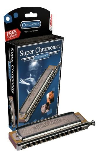 HOHNER SUPER CHROMONICA BP  C