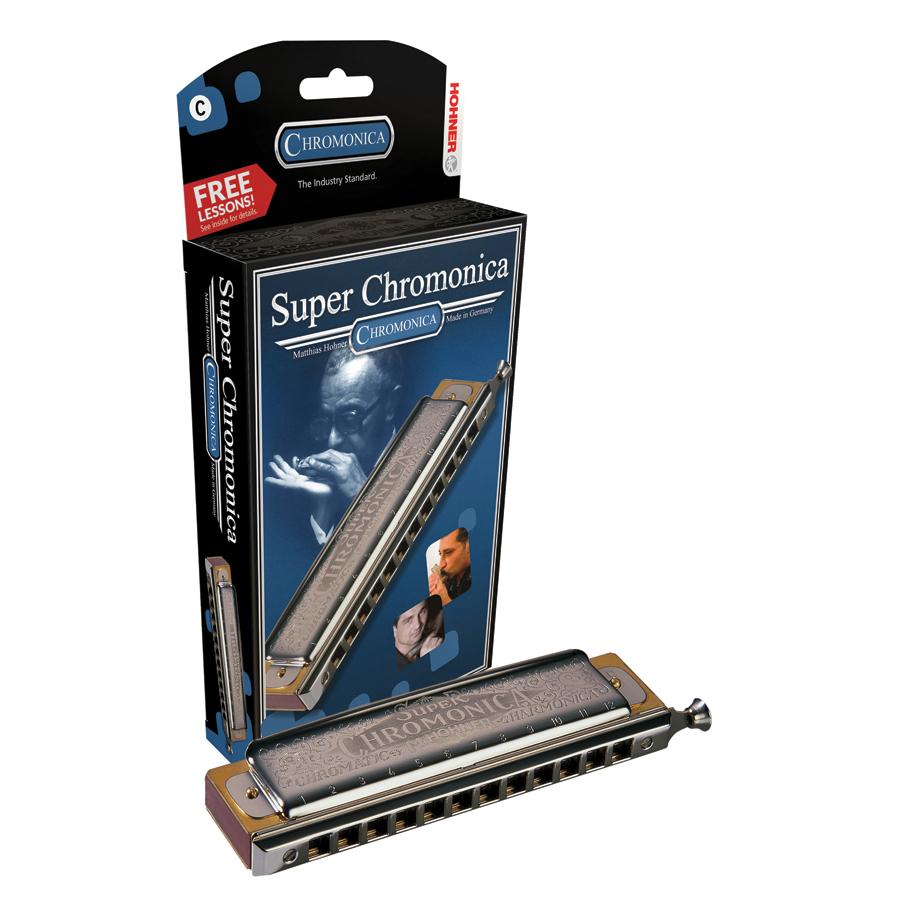 HOHNER SUPER CHROMONICA BP  D