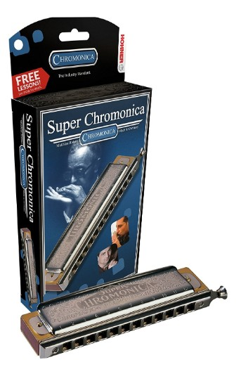 HOHNER SUPER CHROMONICA BP  F