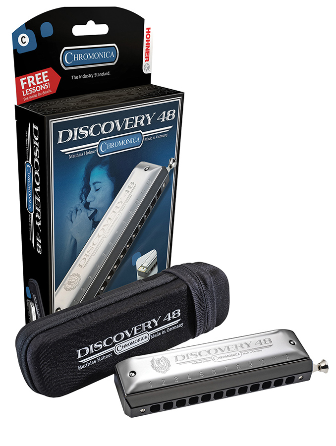 (ea)HOHNER DISCOVERY 48
