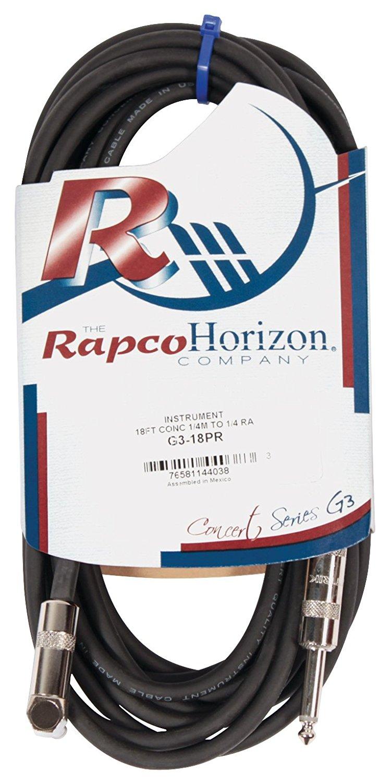 (ea)HORIZON 18' CABLE W/1 RT