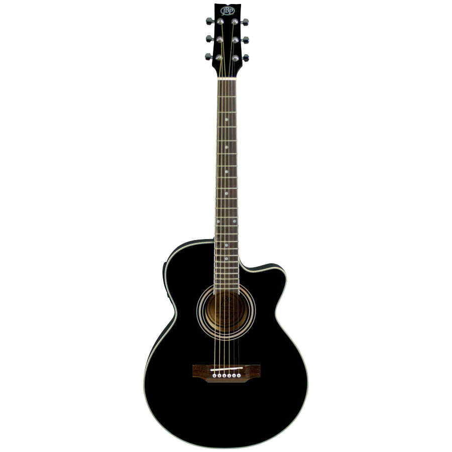 JBP ACOUSTIC/ELECTRIC - BLACK