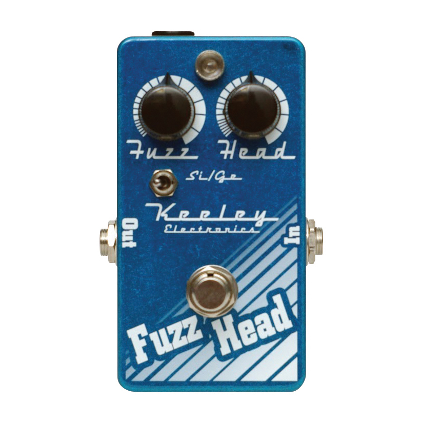 (ea)FUZZ HEAD DISTORTION