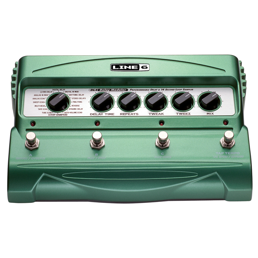(ea)DL4 DELAY MODELER