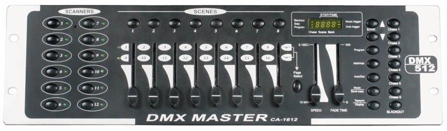 (ea)DMX CONTROLLER