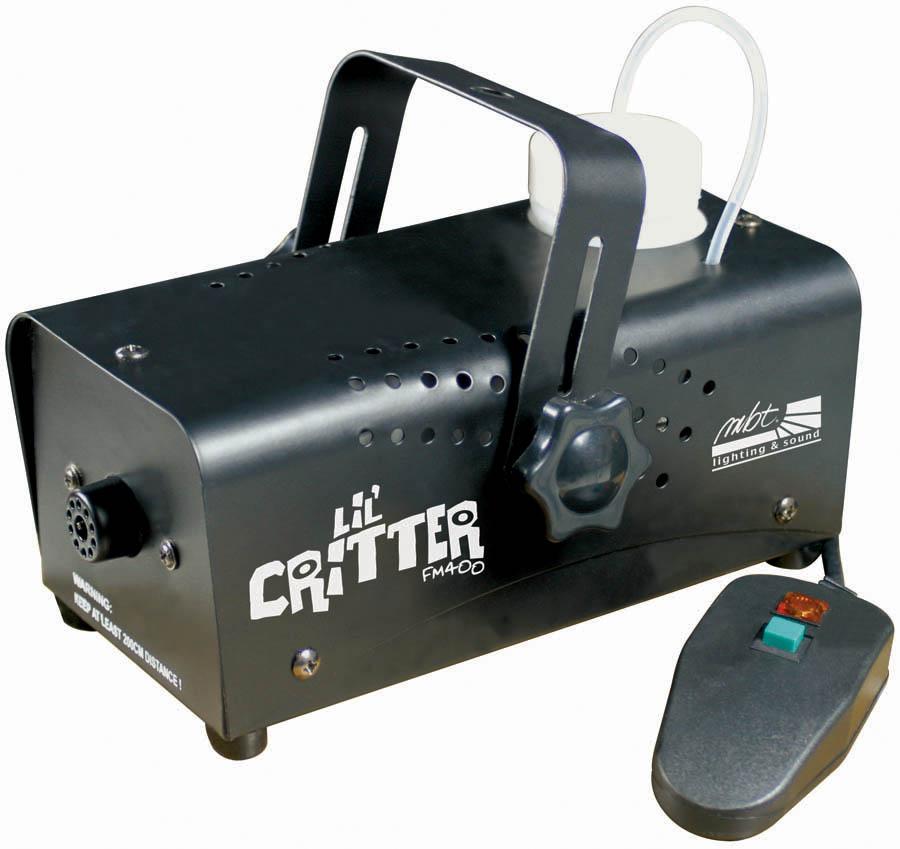 (ea)LIL CRITTER FOG MACHINE