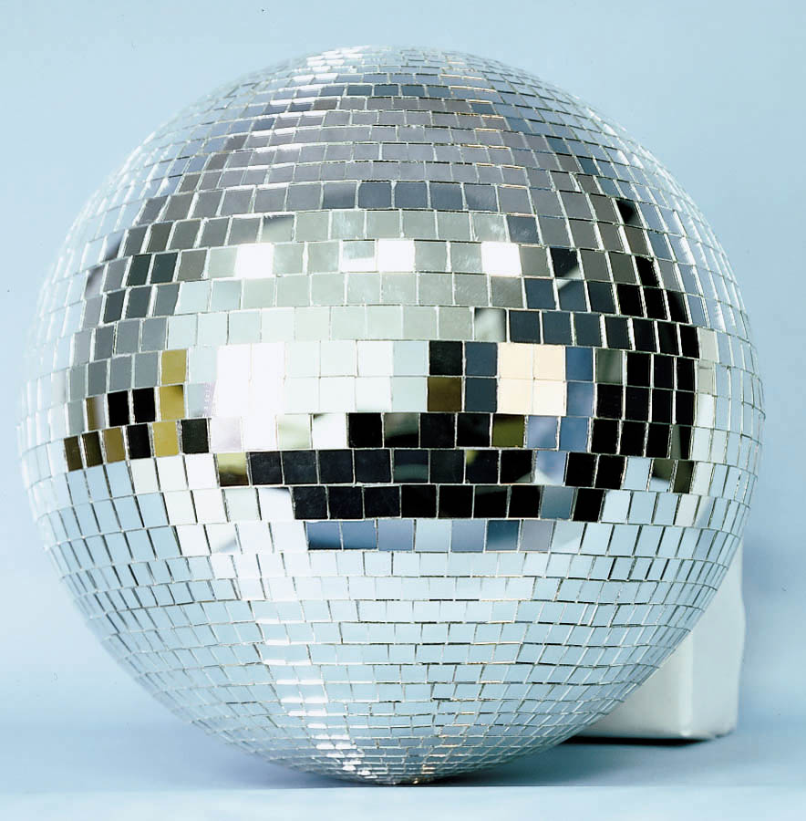 (ea)12IN.MIRROR BALL