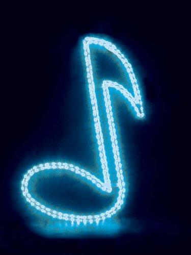 (ea)MUSIC NOTE LIGHT - BLUE