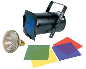 (ea)P38S PAR CAN KIT W/ LAMP