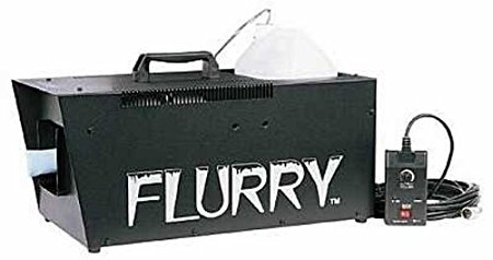 (ea)FLURRY DMX SNOW MACHINE