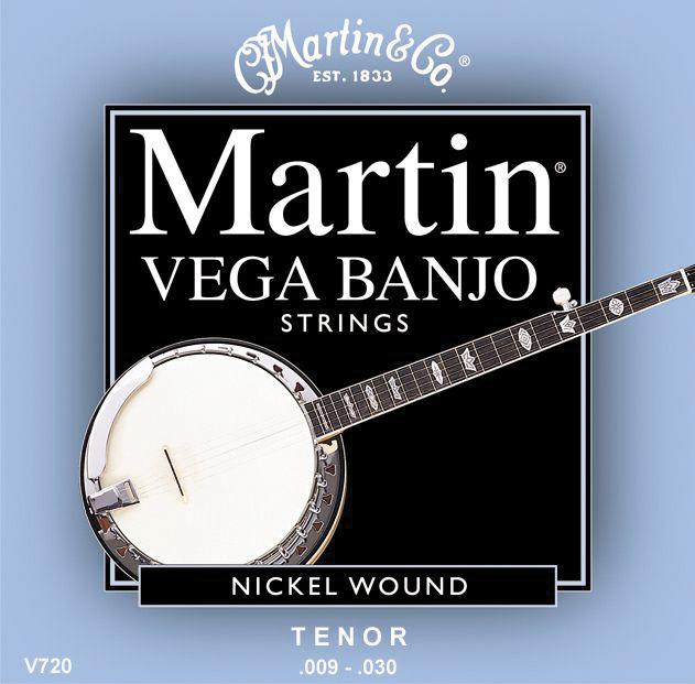 VEGA TENOR BANJO STRING SET