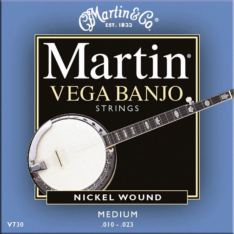 VEGA 5-STRING BANJO  MEDIUM