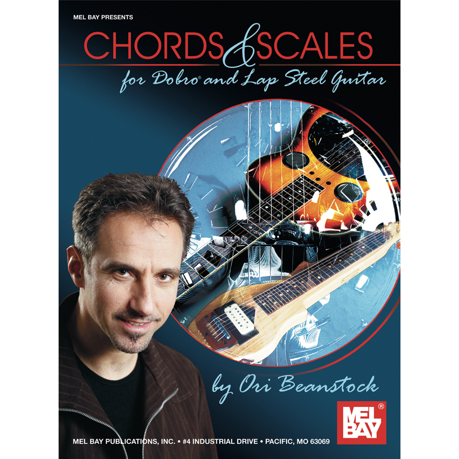 (ea)CHORDS AND SCALES DOBRO BK